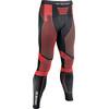 X-Bionic Effektor Power Spodnie do biegania Mężczyźni czerwony/czarny